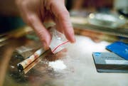 Der Freier konsumierte auch Kokain. (Symbolbild mit gestellter Szene) (Bild: Martin Ruetschi / Keystone (Zürich, 11. November 2006))