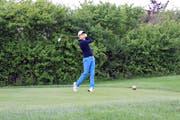 Philippe Weppernig spielt in der höchsten Division der US College Golf mit der Universität Eastern Michigan. (Bild: PD)