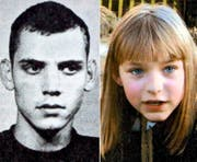 Rechtsterrorist Uwe Böhnhardt und die neunjährige Peggy.