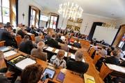 Im Landrat wird in der neuen Legislatur vieles beim Alten bleiben – zumindest in personeller Hinsicht. (Archivbild Neue UZ/Florian Arnold)