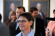 Helen Keiser präsidiert im kommenden Jahr den Obwaldner Kantonsrat. (Bild: Markus von Rotz)