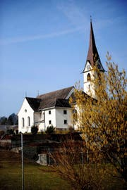 Die Pfarrkirche St. Jakob in Ennetmoos. (Bild Corinne Glanzmann)
