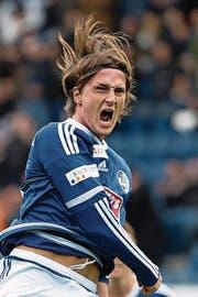 Bleibt Hekuran Kryeziu beim FC Luzern, oder geht er? (Bild: Georgios Kefalas/Keystone (Luzern, 17. April 2017))