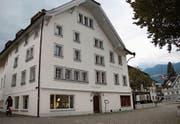 Der Lehnhof zählt zu den historisch interessantesten Gebäuden des Altdorfer Dorfkerns. (Bild: Philipp Zurfluh (Altdorf, 24. August 2017))