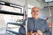 Thomas Aschwanden, Leiter öffentlicher Verkehr bei der Volkswirtschaftsdirektion Uri. (Bild: PD)