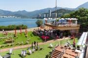 HOUSE OF SWITZERLAND, HOS, OLY, RIO 2016, RIO2016, OLYMPISCHE SOMMERSPIELE, (Bild: Keystone)