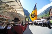 Das 2. Urner Blasmusikfestival ging 2014 in Isenthal über die Bühne. Im kommenden Jahr wird es in Erstfeld ausgetragen. (Bild Urs Hanhart)