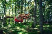 Die kleine Hexe fliegt zum Blocksberg (Bild: Walt Disney Switzerland)
