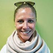 Unterstufenlehrerin Livia Oberholzer aus Kerns. (Bild: Romano Cuonz (NZ) (Obwaldner Zeitung))