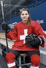 Die Baarerin Noemi Ryhner kämpft um die Rückkehr auf das Eis. (Bild: Werner Schelbert)