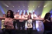 Szene aus dem neusten Wahlvideo der SVP. (Bild: Screenshot / youtube.com)