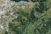 Der Mann stürzte im Braunwald ab. (Bild: Googlemaps)