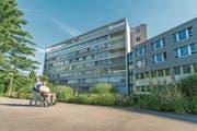 Das Kantonsspital Uri soll schon bald saniert werden. (Bild: Angel Sanchez (Altdorf, 4. Juli 2016))