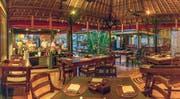 Ein Blick in das Restaurant Bumbu Bali 2. (Bild: PD)