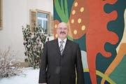 Peter Schwegler, CEO der Luzerner Psychiatrie. (Bild: Marion Wannemacher (Sarnen, 16. Januar 2017))