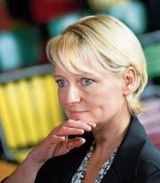Isabelle Moret – als FDP-Vizepräsidentin exzellent. Doch genügt das für den Bundesrat? (Bild: Laurent Gilliéron/Keystone (Lausanne, 10. August 2017))