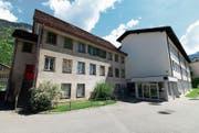 Das Schulhaus Hagen wird ab Herbst 2019 erweitert. (Bild: Florian Arnold (Altdorf, 15. Mai 2017))