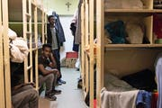 Das Urner Notfallszenario sieht auch die kurzfristige Umnutzung von Zivilschutzanlagen zur Unterbringung von Flüchtlingen vor. (Archivbild Keystone)