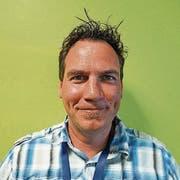 Orientierungsstufenlehrer Berti Kübler aus Lungern. Er ist auch in der Schulleitung tätig. (Bild: Romano Cuonz (NZ) (Obwaldner Zeitung))