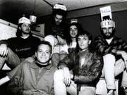 Gruppenbild der Musical-Crew. (Bild: Archiv Nameless)
