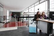 Der Mädchenanteil bei den Übertrittsverfahren an ein Gymnasium erreichte dieses Jahr mit 58 Prozent einen Höchstwert. (Bild Stefan Kaiser)