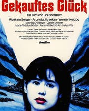 Das Urner Bergdorf schaffte es sogar aufs Filmplakat. (Bild: pd)