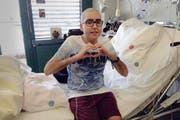 Der 17-jährige Fabio Paco aus Stans braucht dringend Blutstammzellen. (Bild: pd)