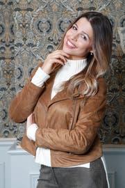 Vanessa Leuzinger. (Bild: Siggi Bucher / Miss Schweiz Wahl 2018)