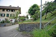 Salt – ehemals Orange – möchte bei der Verzweigung Güterstrasse/Frongasse eine Antenne bauen. (Bild Corinne Glanzmann)