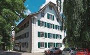 Der Posten der Kantonspolizei ist in Muri an der Kirchbühlstrasse 1 beheimatet. (Bild: Christian H. Hildebrand (Muri, 30. Juni 2017))