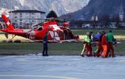 Beim Zwischenfall wurden drei der vier Personen an Bord verletzt. (Archivbild Bote der Urschweiz)