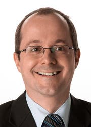 Dominik Rohrer (CVP, Obwalden). (Bild: PD)