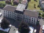 Der Vorfall ereignete sich im Schulhaus Brüel. (Archivbild)