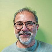 Kantonsschul-Musiklehrer Daniel Mattmann. (Bild: Romano Cuonz (NZ) (Obwaldner Zeitung))