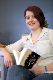 Nina Egli alias Carmen Capiti: «Es wird immer Leute geben, die Fantasy lesen.» (Bild Florian Arnold)