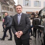 Roger Nager, Gemeindepräsident Andermatt: «Das Modell könnte auch anderswo in Uri Erfolg haben.» (Archivbild Keystone/Urs Flüeler)