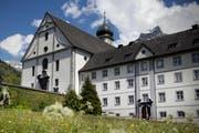 «Ich werde offen in das Gespräch gehen, habe aber schon gewisse Bedenken., sagt Abt Christian Meyer vom Kloster Engelberg (Bild). (Bild Pius Amrein)