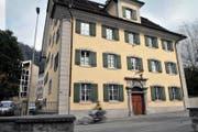Die Investitionen ins Verwaltungsgebäude in Altdorf fielen bedeutend höher aus als budgetiert. (Bild Anian Heierli)