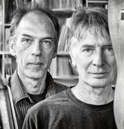 Felix Gisler (rechts) spielt mit Martin Birnstiel. (Bilder: PD)