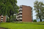 Das Gebäude aus den Sechzigerjahren ist Teil eines Bebauungsplans. (Bild Maria Schmid)