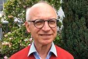 «Ideal sind Beobachtungspunkte in der Höhe oder abseits der Lichtverschmutzung.» Andreas Traber, Präsident Naturforschende Gesellschaft OW/NW (Bild: pd)