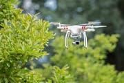 Drohne (Symbolbild: PD/Marcel Burkardt)