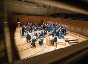 Die Interpreten des King's Consort & Choir boten den «Messias» in vollendeter historischer Praxis dar. (Bild: Roger Grütter (22. Dezember 2017))