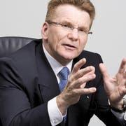 Hans-Ulrich Müller: «Wir wollen weiterhin starke Anstösse geben.» (Bild: PD)
