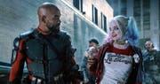 Deadshot (Will Smith) und die durchgeknallte Harley Quinn (Margot Robbie). (Bild: Warner Bros./PD)