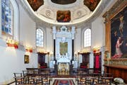 Kapelle St. Charles Hall in Meggen. (Bild: PD)