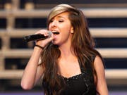 Zu kurzes Leben: US-Sängerin Christina Grimmie wird mit 22 Jahren bei einer Autogrammstunde erschossen. (Archivbild) (Bild: KEYSTONE/AP Invision/ROBB COHEN)