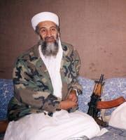 Er war der meistgesuchte Terrorist: Osama Bin Laden.