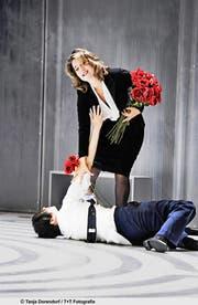 Das Luzerner Theater – hier eine Aufführung der Oper «La Clemenza di Tito» – erhält Gelder aus dem Kulturlastenausgleich. (Bild: Luzerner Theater/Tanja Dorendorf)