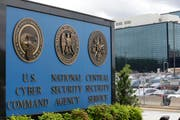 Das Gebäude der National Security Administration (NSA) in Fort Meade in den USA. (Bild: AP Photo/Patrick Semansky, File)